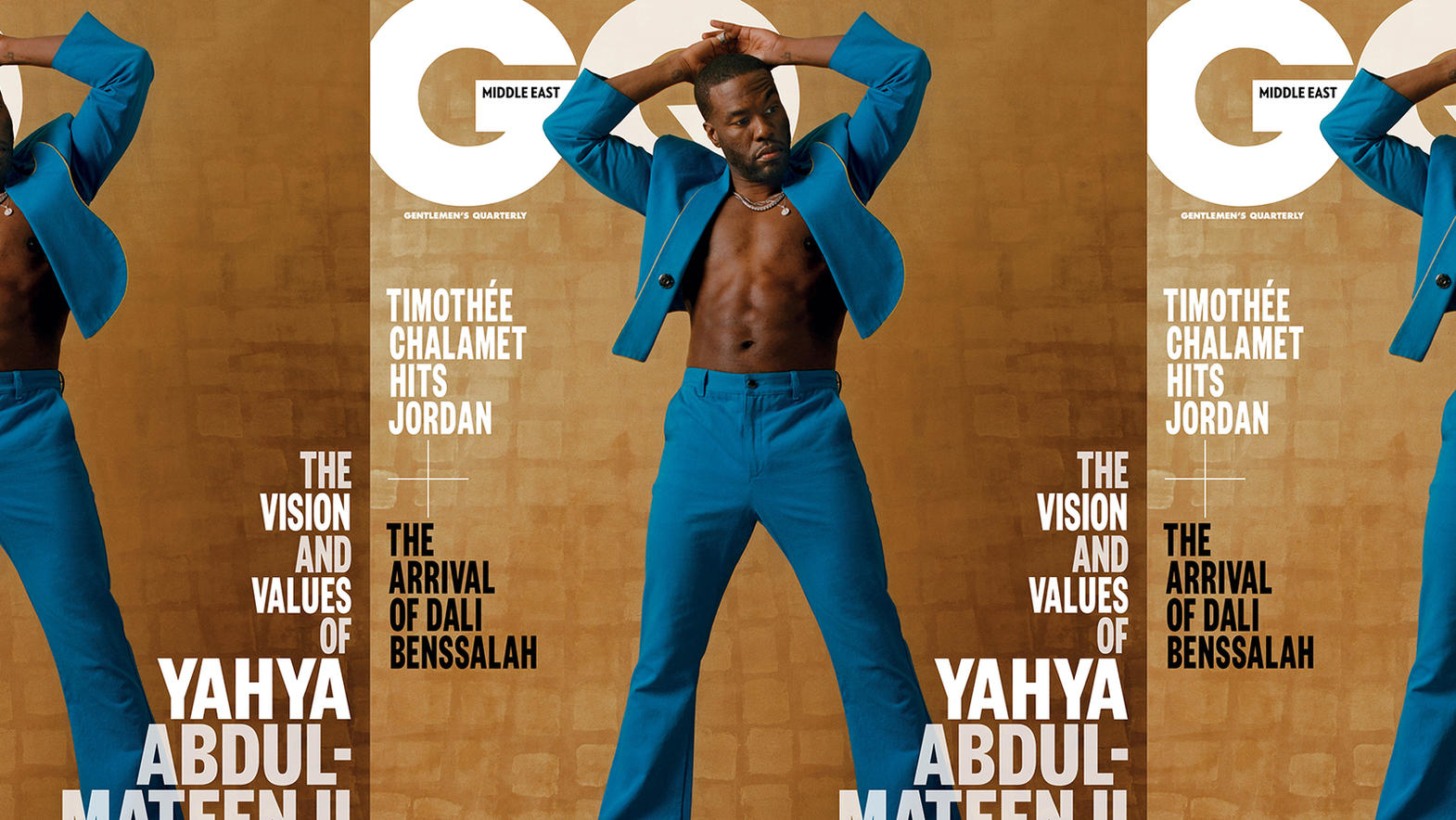 The Vision and Values of Yahya Abdul-Mateen II